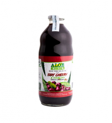 Health Republic Aloe elixír Tart Cherry s kombuchou 1000 ml